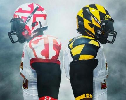 Maryland-uniforms