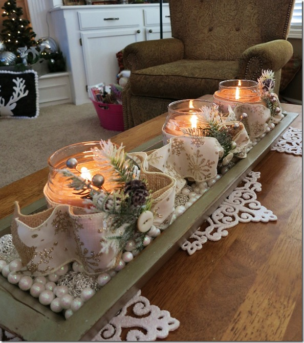 Fancy Jar Candles